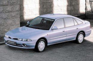 Mitsubishi Galant VII (1992 - 1997) Hatchback