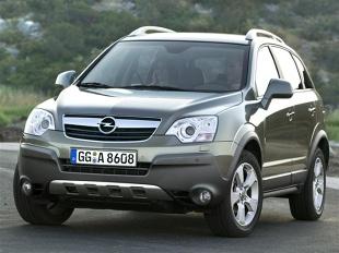 Opel Antara (2007 - teraz)