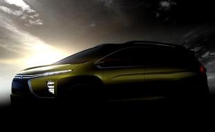 Nowy model Mitsubishi. Połączenie SUV-a i minivana