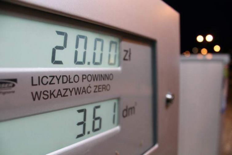 Wysokie ceny paliw. Kolejni kierowcy zablokują opolski odcinek A4