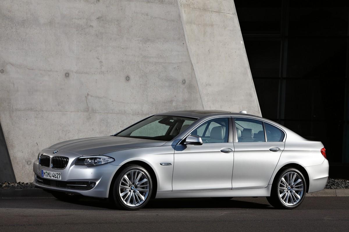 BMW 5 Series Fot: BMW