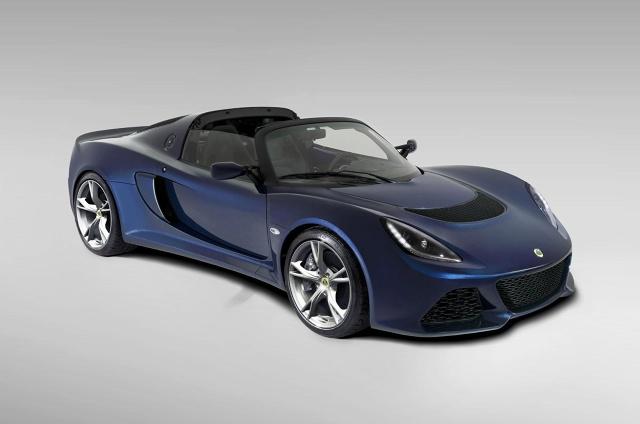 zdjęcie Lotus Exige S Roadster