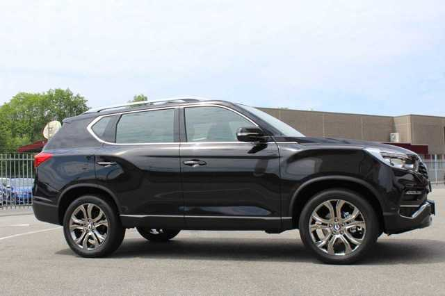 ssangyong rexton g4 nowy du y suv. Black Bedroom Furniture Sets. Home Design Ideas