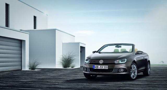 zdjęcie Volkswagen Eos