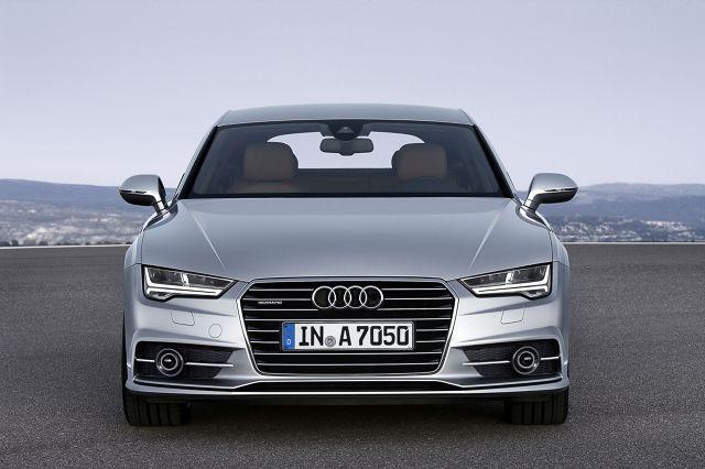 Audi A7 Sportback, Fot: Audi