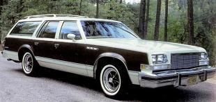 Buick LeSabre V (1977 - 1985) Kombi