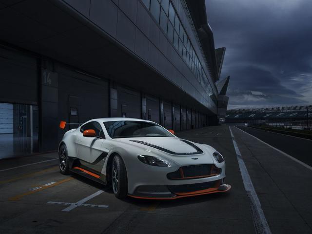 Aston Martin Vantage GT3 / Fot. Aston Martin