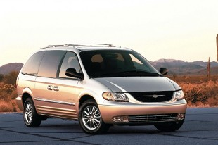 Chrysler Town & Country IV (2001 - 2007) Van