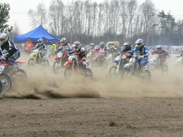 Inauguracja sezonu cross country w Bogdance