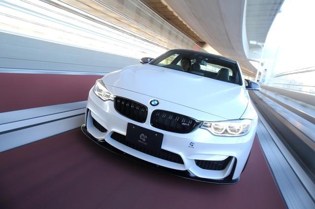 BMW M4 / Fot. 3D Design