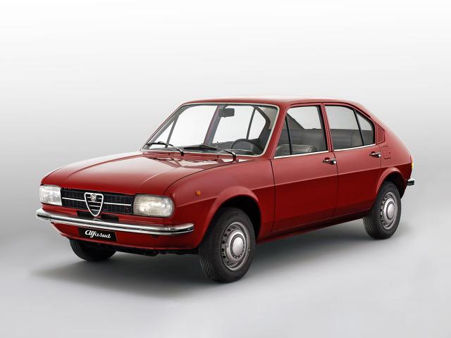 zdjęcie Alfa Romeo Alfasud