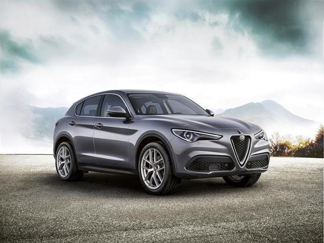 zdjęcie Alfa Romeo Stelvio
