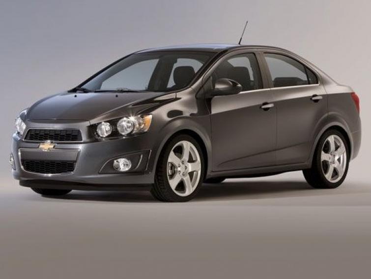 Nowy Chevrolet Aveo sedan - premiera w Genewie