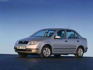 Skoda Fabia I (1999 - 2007) Sedan
