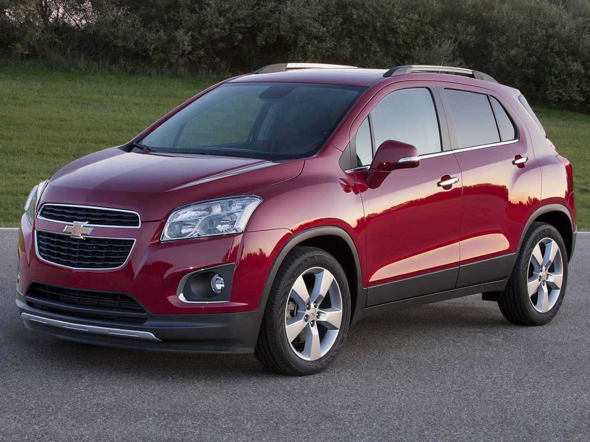 Chevrolet trax / Fot. Chevrolet
