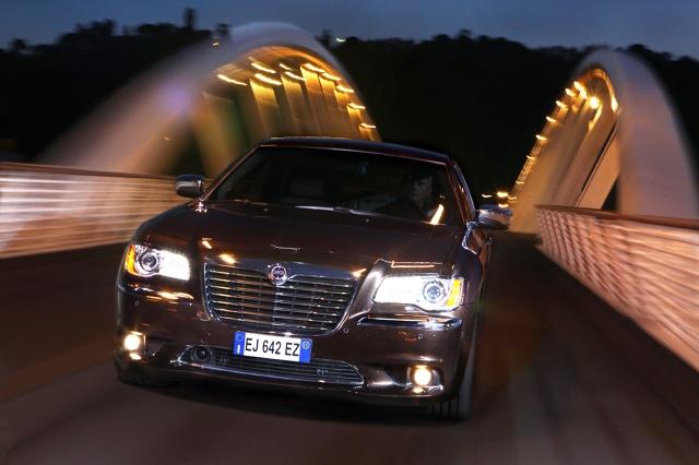 zdjęcie Lancia Thema