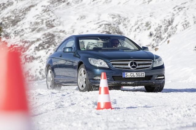 zdjęcie Mercedes-Benz CL 500 4MATIC BlueEFFICIENCY