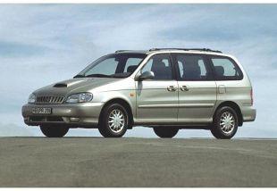 Kia Carnival I (1999 - 2006)