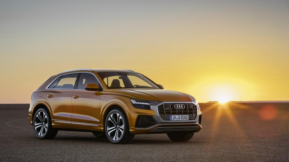 Audi Q8 Silniki Wyposażenie I Systemy Nowego Suv A Coupe