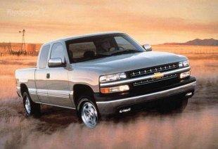 Chevrolet Silverado I (GMT800) (1998 - 2007) Pickup