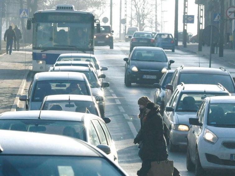 Bydgoszcz rezygnuje z budowy buspasa na Kujawskiej