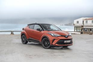 Toyota C-HR już po pierwszym liftingu. Jakie zmiany?