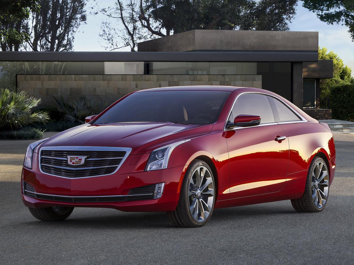 Cadillac ATS Coupe / Fot. Cadillac