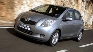 Używana Toyota Yaris II (2005-2010). Wady, zalety, najczęstsze usterki