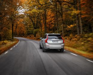 Volvo XC90 T8 PolestarNowa generacja optymalizacji Polestar dla Volvo XC90 T8 Twin Engine sprawia, że flagowy SUV Volvo staje się jeszcze szybszy.Fot. Volvo