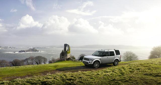 Land Rover Discovery XXV / Fot. Land Rover