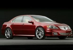 Acura RL II (2005 - 2012) Sedan