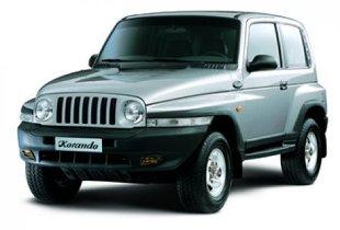Daewoo Korando (1999 - 2001) SUV