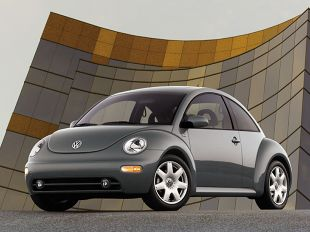 Volkswagen New Beetle (1998 - 2010) Coupe