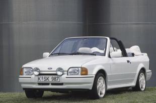 Ford Escort IV (1986 - 1990) Kabriolet
