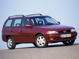 Opel Astra F (1991 - 2002) Kombi