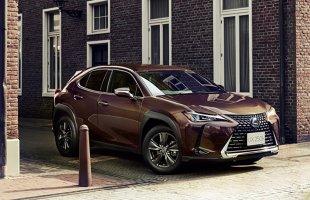 Lexus UX. Tak prezentuje się nowa wersja auta