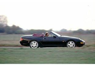 Porsche 968 (1991 - 1995) Kabriolet