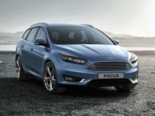 Ford Focus III (2010 - teraz) Kombi 2014