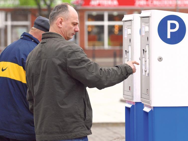 Parkomaty w Koszalinie. Kartą nie zapłacisz