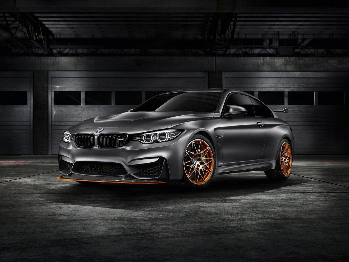 BMW M4 GTS / Fot. BMW