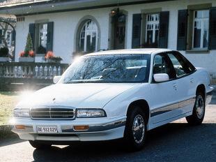 Buick Regal III (1983 - 1996) Sedan
