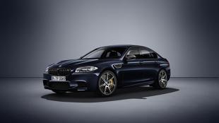 BMW M5. Nowa wersja specjalna