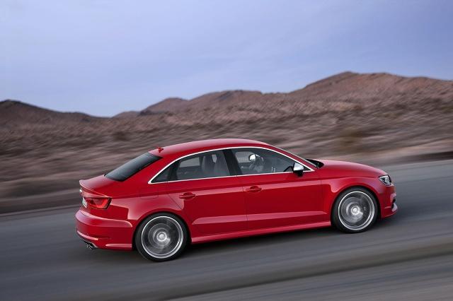 38on Audi S3 Sedan