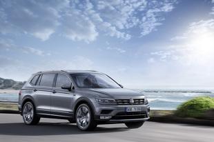 Volkswagen Tiguan Allspace. Ile kosztuje?