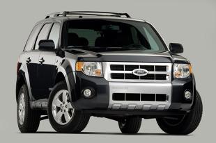 Ford Escape II (2008 - teraz)