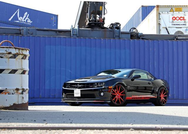 Chevrolet Camaro SS / Ft. DD Customs