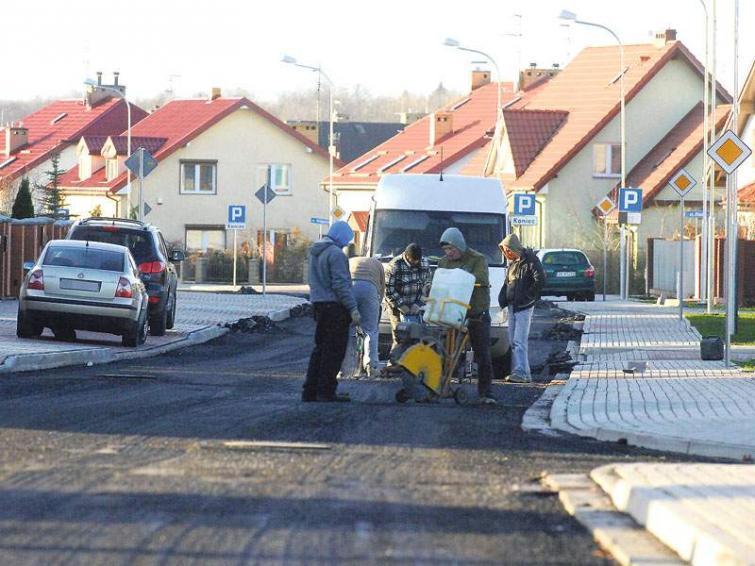 Kary za ulicę Francuską w Koszalinie