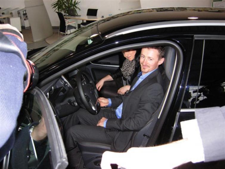 Volvo XC60 dla Adama Małysza