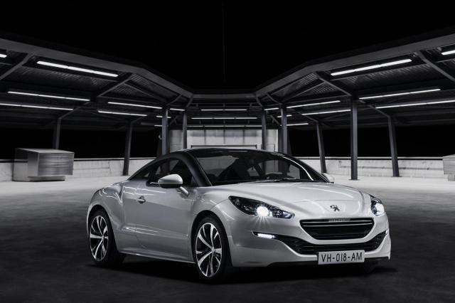 zdjęcie Peugeot RCZ