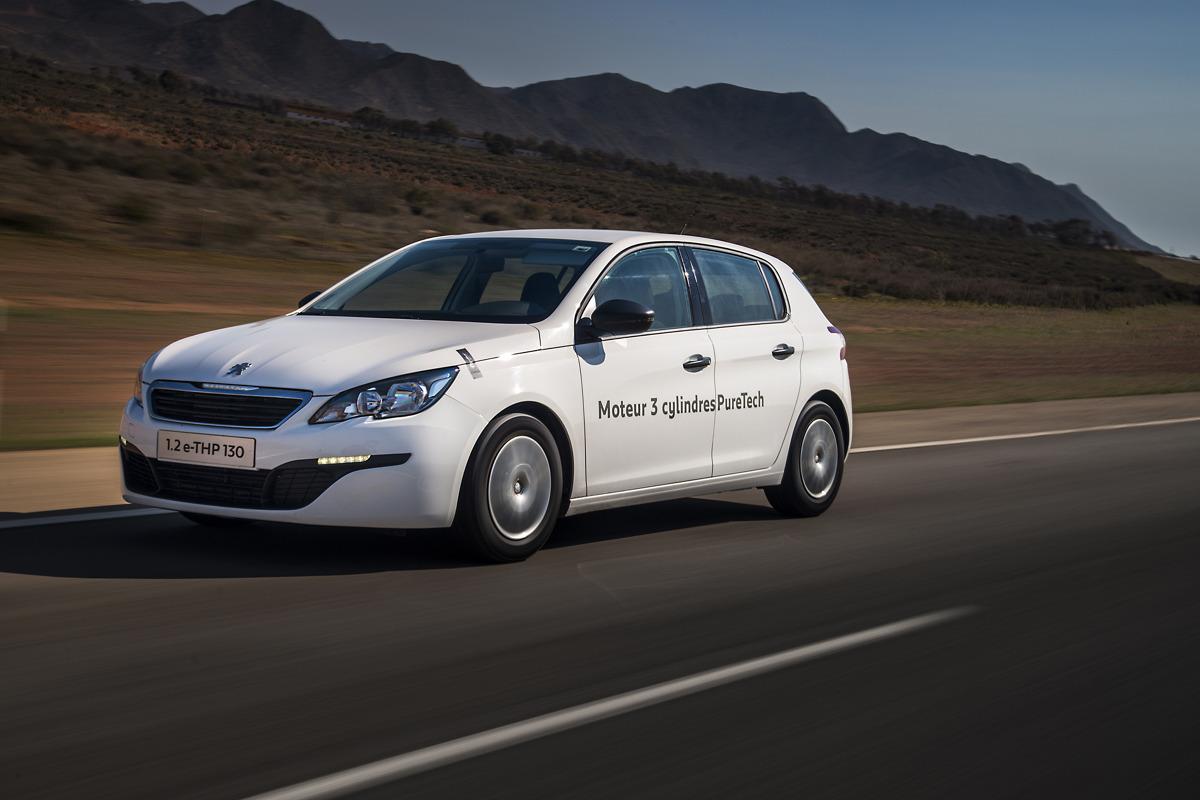 Peugeot 308 z silnikiem PureTech, Fot: Peugeot